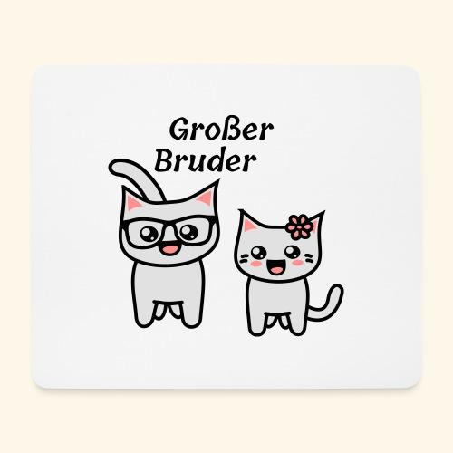 Großer Bruder - Mousepad (Querformat)