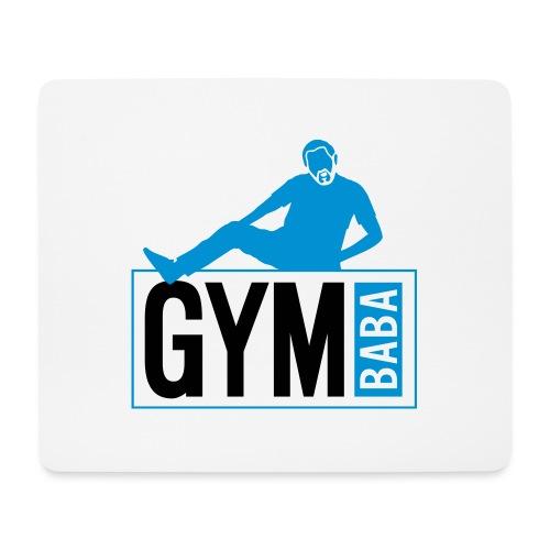 Gym baba 2 2c - Tapis de souris (format paysage)