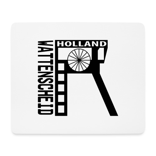Zeche Holland (Wattenscheid) - Mousepad (Querformat)
