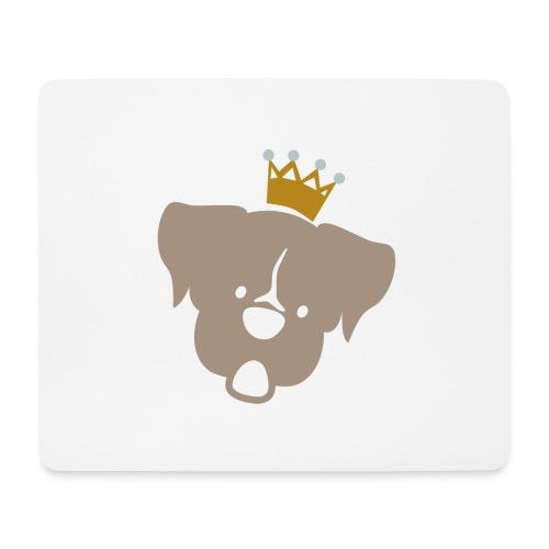 Prinz Poldi braun - Mousepad (Querformat)