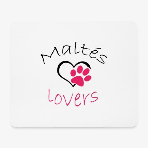Maltes Lovers - Alfombrilla de ratón (horizontal)