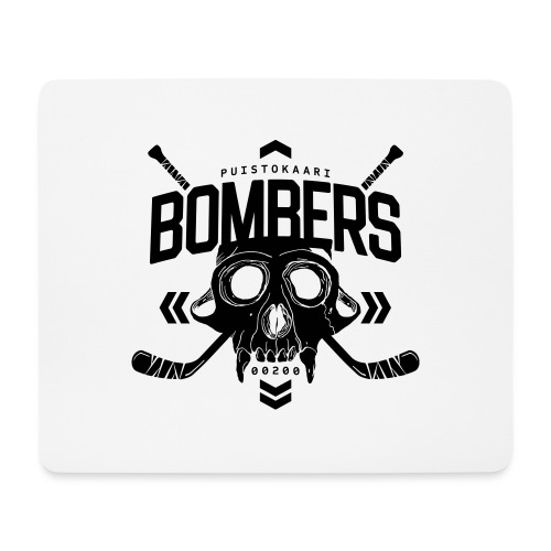Puistokaari BOMBERS - Hiirimatto (vaakamalli)