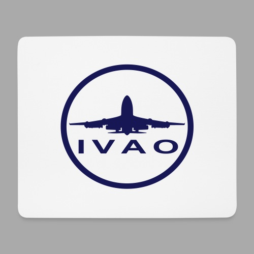 IVAO - Mouse Pad (horizontal)
