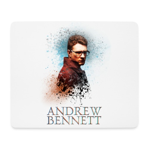Andrew Bennett - Tapis de souris (format paysage)