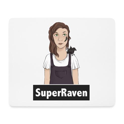 SuperRaven - Mouse Pad (horizontal)