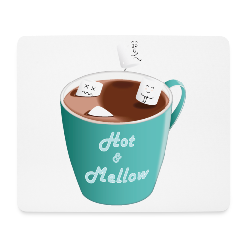 Hot & Mellow - foodcontest - Mouse Pad (horizontal)
