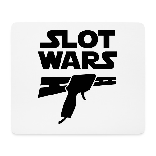 Slot Wars - Mousepad (Querformat)