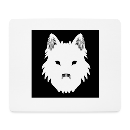 Wolf - Alfombrilla de ratón (horizontal)