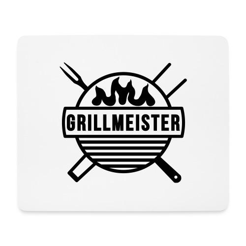 Grillmeister - Mousepad (Querformat)