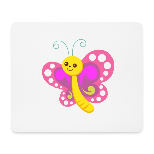 butterfly - Mousepad (Querformat)
