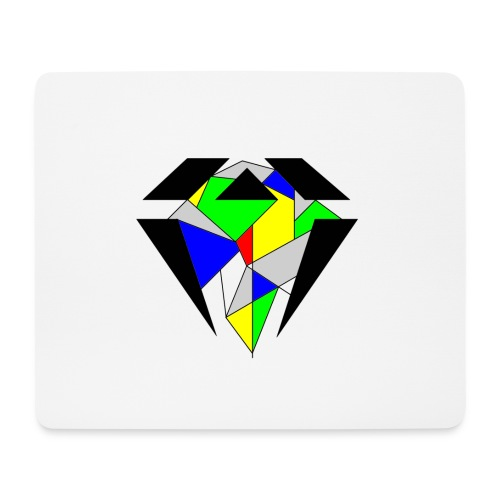 J.O.B. Diamant Colour - Mousepad (Querformat)