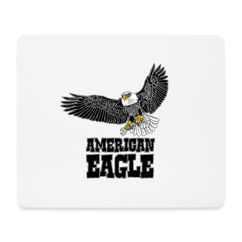 American eagle 2 - Muismatje (landscape)