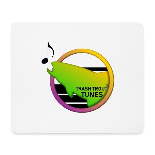 Trash Trout Tunes - Mousepad (bredformat)