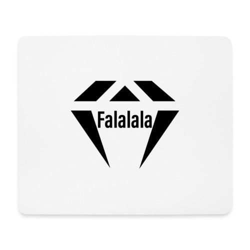 J.O.B Diamant Falalala - Mousepad (Querformat)