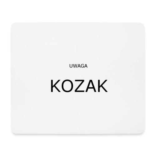 KOZAK - Podkładka pod myszkę (orientacja pozioma)