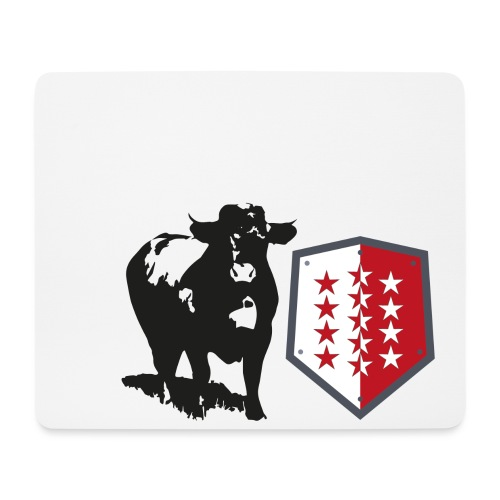 Vache - Cow - Mousepad (Querformat)