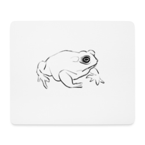Frog - Mouse Pad (horizontal)