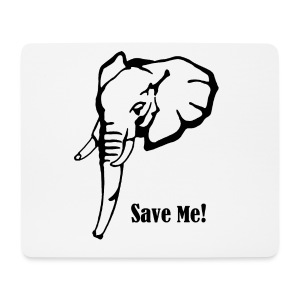 Save Me! - Mousepad (Querformat)