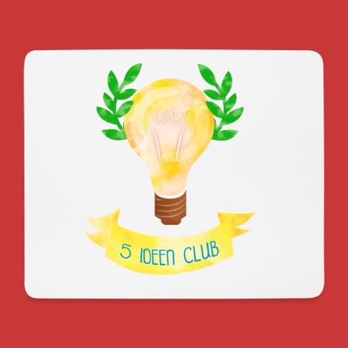 5 IDEEN CLUB Glühbirne 2018 - Mousepad (Querformat)