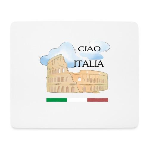 hello italy T-Shirts - Mouse Pad (horizontal)