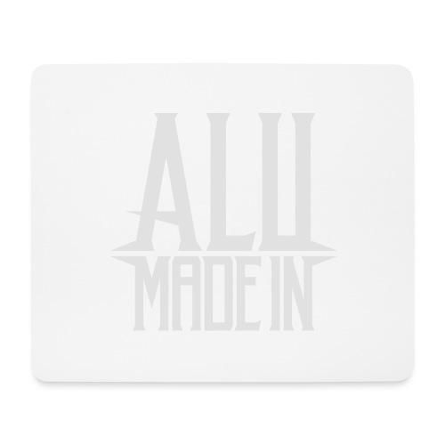 logo_alumadein_vecto_blan - Tapis de souris (format paysage)
