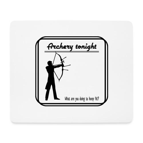 Archery tonight - Hiirimatto (vaakamalli)