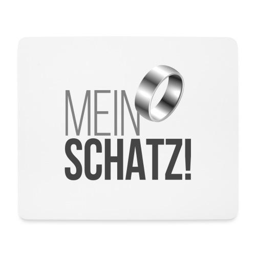 Mein Schatz! - Mousepad (Querformat)