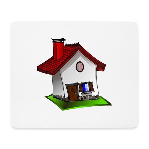 Haus - Mousepad (Querformat)