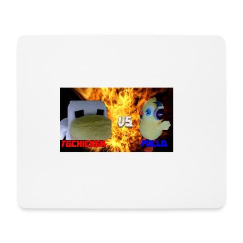 TGCHICKEN VS POLLO - Tappetino per mouse (orizzontale)
