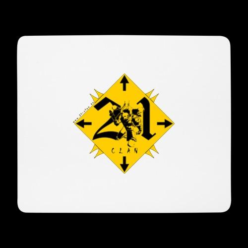 21-Clan - Mousepad (Querformat)