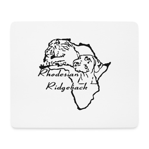 Rhodesian Ridgeback - Mousepad (Querformat)
