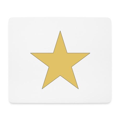 ardrossan st.pauli star - Mouse Pad (horizontal)