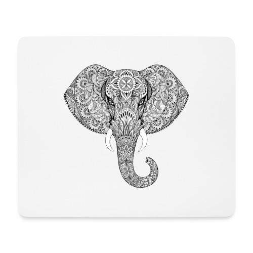 Elephant - Tapis de souris (format paysage)