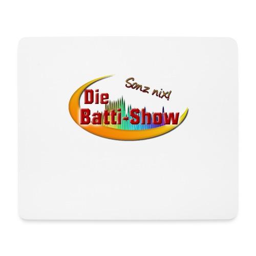 BattiShow_logo_1600 - Mousepad (Querformat)