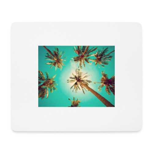 palm pinterest jpg - Mouse Pad (horizontal)