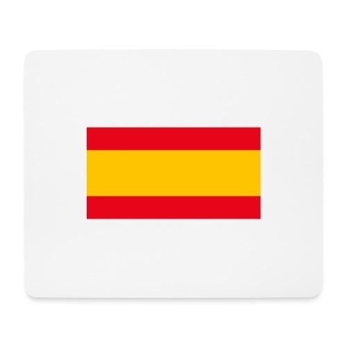Bandera España - Alfombrilla de ratón (horizontal)