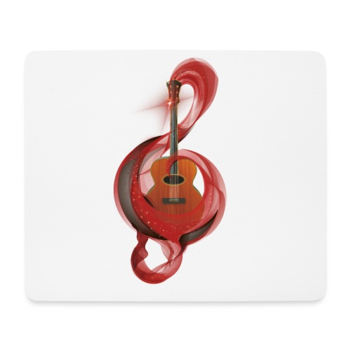 Power of music - Tappetino per mouse (orizzontale)