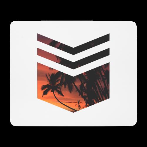 Palm Beach Triangle - Mousepad (Querformat)