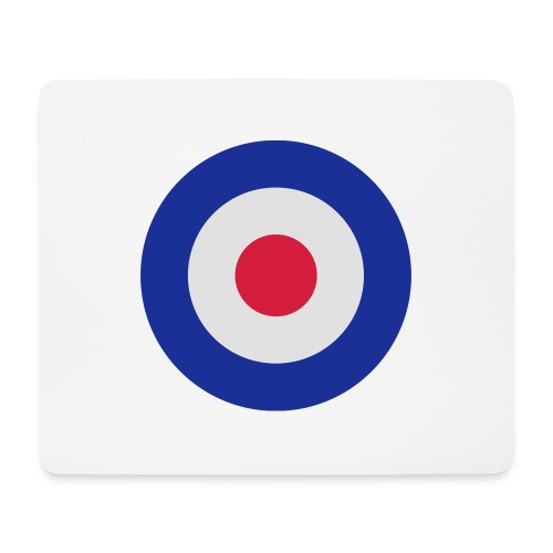 Mod Target - Mousepad (Querformat)