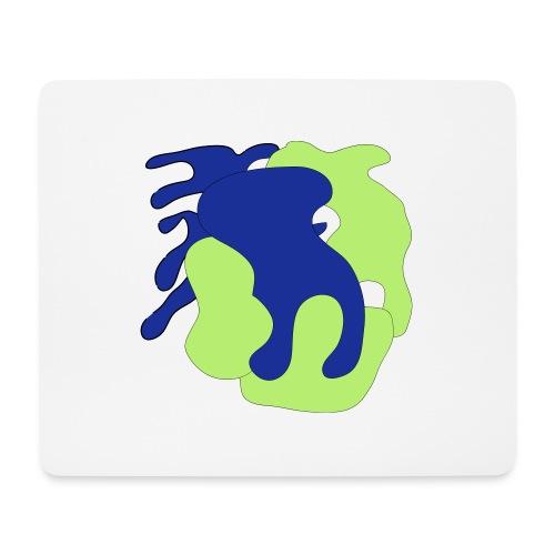 Macchie_di_colore-ai - Tappetino per mouse (orizzontale)