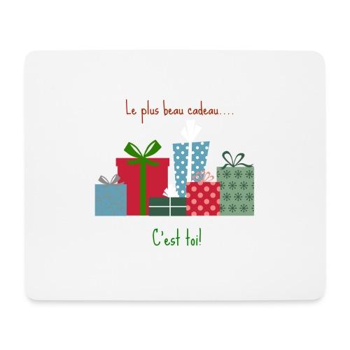 Le plus beau cadeau - Tapis de souris (format paysage)