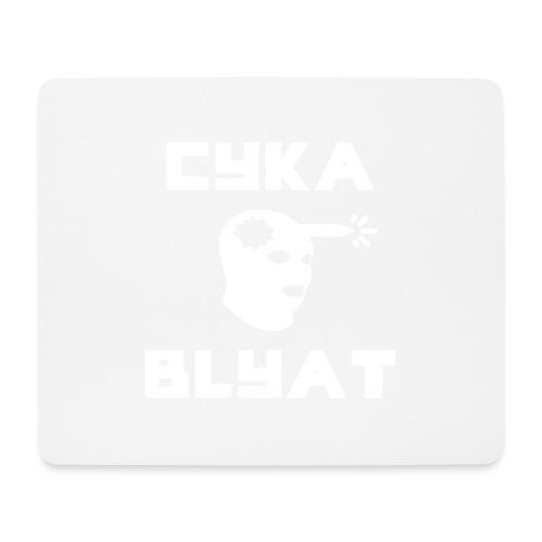 CYKA_BLYAT-png - Mouse Pad (horizontal)