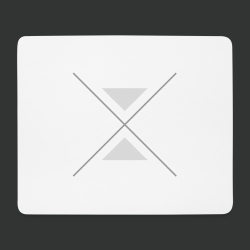 hipster triangles - Mouse Pad (horizontal)
