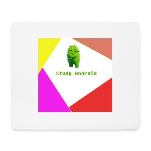 Study Android - Alfombrilla de ratón (horizontal)