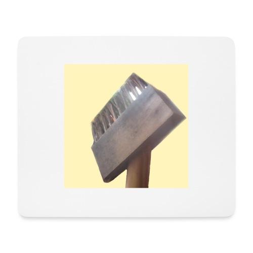 Klausens Unkrautbürste - Mousepad (Querformat)