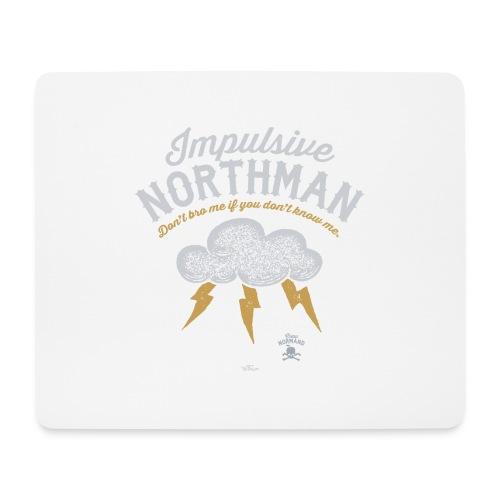 Impulsive Northman - Mousepad (bredformat)