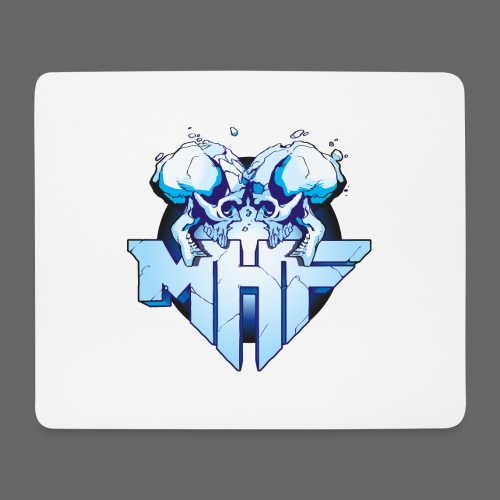 MHF New Logo - Mouse Pad (horizontal)