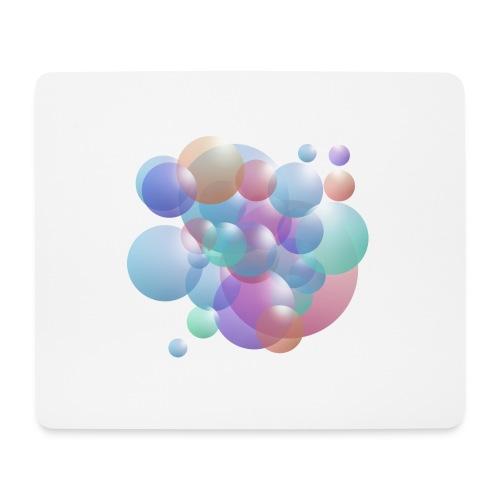 bubble - Mousepad (Querformat)
