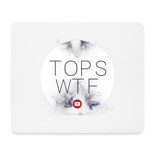 Official TOPS WTF T-Shirt - Mouse Pad (horizontal)