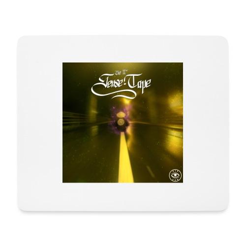 the 2nd sense tape jpg - Mouse Pad (horizontal)